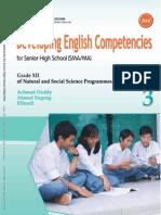 SMA-MA Kelas 12 - Developing English Competencies