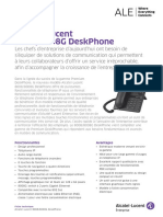 8008-8008g-deskphone-datasheet-fr