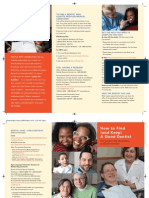 Dental Brochure English Version