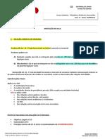 Resumo- Direito Consumidor - Aula 02 - Fundamentos Constitucionais - Murilo
