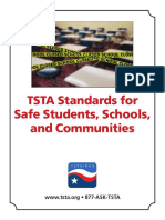 Tst a Standards for Safe Schools