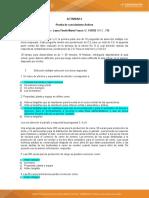 Parcial Corte No. 3 - Contabilidad Financiera