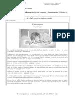 SOLUCIONARIO_Génesis 5° lenguaje y comunicación_Pruebaparcial