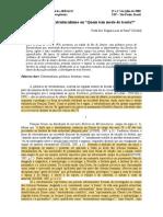 FARIA, R. L. de. 2008. A polêmica do estruturalismo