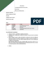 Ficha técnica cuestionario para la evaluación del estrés tercera versión