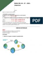 SEMANA DEL 06.- 07 -2020 docx