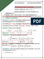 Intégral 2 PCF
