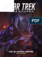 STA Klingon Core Rulebook