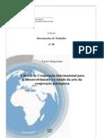 2009 man Teoria Da CID e Portugal