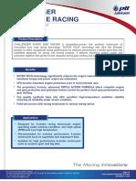 PDS_CHALLENGER SUPER BIKE RACING SAE 10W-40 10W-50 10W-60 (EN) Rev.19-00(10)
