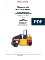 COMPACTADOR DE LLANTAS DYNAPAC CP142 MANUAL OPERADOR.pdf