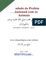 A Bondade do Profeta Muhammad com os Animais