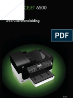 Hp Officejet 6500 (e709) All-In-One_user Guide