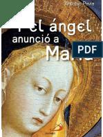 Y el ángel del Señor anunció a María - Antonio Pavia
