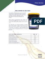 XCEL SDL DIESEL ENGINE OIL SAE 15W40