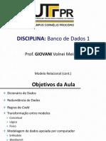 Aula 04 - Modelo Relacional_pt2