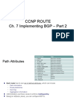 7-BGP-ImplementingBGP-Part2