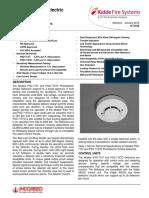 Photoelectric SMOKE PSD 7157 K-70-02