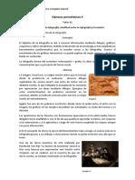 5. Historia y concepto de la infografía, similitud entre la infografía y la noticia.