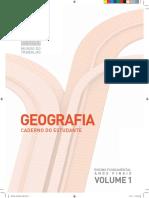 Cad.Estudante Geo _ Vol 1