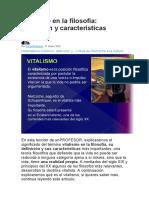 Vitalismo en la filosofía.docx