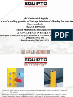 Equipto Storage Solutions to Maximize Your Space Cost Effectively