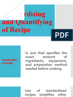 Standardizing and Quantifying of Recipe.pptx