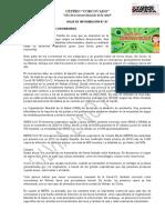 HOJA DE INFORMAC. 1 y 2