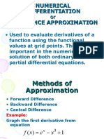 Numerical_Differentiation_adv.ppt