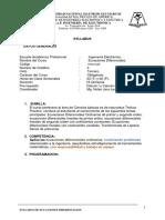 SILABO DE ECUACIONES DIFERENCIALES FIEE 2020 NJJ