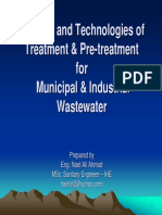 Pre-Treatment for Domestic and Industrial - Nael Tahseen