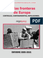 En las Fronteras de Europa-Informe Migreurop 2010