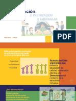 presentacion priorizacion curricular pdf