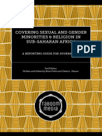 Taboom LGBTQI Religion Africa Reporting Guide 2nd Ed