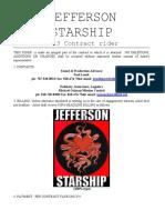 rider- Jefferson Starship