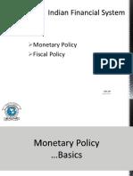 8. MONETARY N FISCAL POLICY