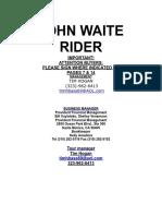 rider- John Waite.pdf