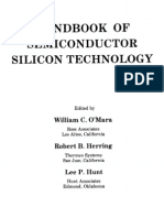0815512376 - Semiconductor Silicon Technology