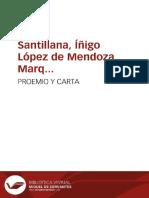 Marquês de Santillana