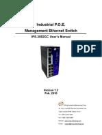 User Manual IPS-3082GC V1.3