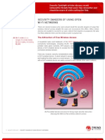 70 Security Risks of Using Open Wi-fi Networks 110510