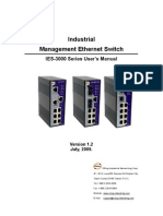 User Manual IES-3000 Series V1.2