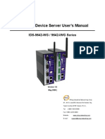 User Manual IDS 5642 WG