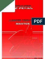 CATÁLOGO DE PEÇAS Lancer Master 1.200