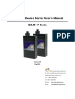 User Manual IDS-5611F