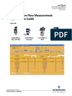 Controlwave Flow Measurement Applications Guide d5137 en 132472