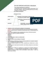 CUESTIONARIO DE CIENCIAS SOCIALES II BLOQUE