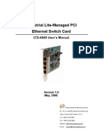 User Manual ICS-4040