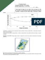 Atividade avaliativa numeros e graficos osmose
