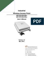 User Manual IAP-6701 Series V1.8